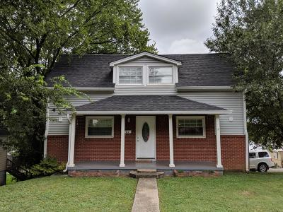 Lenoir City Single Family Home For Sale: 514 W 2nd Ave