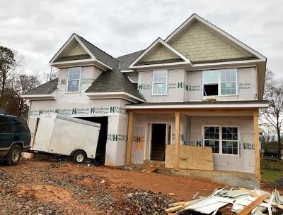 Knoxville Single Family Home For Sale: Lot 11 Dutchtown Woods