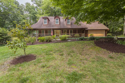 Knoxville Single Family Home For Sale: 7816 Timber Glow Tr