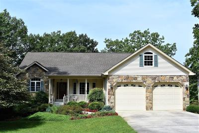 Fairfield Glade Single Family Home For Sale: 31 Lindsey Knoll Circle