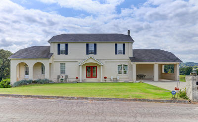 Loudon Single Family Home For Sale: 1395 Fairway Drive