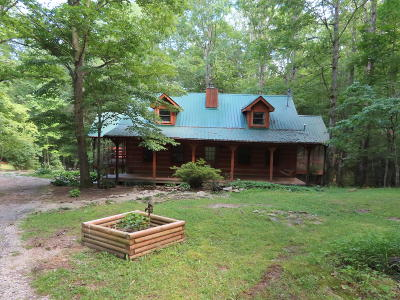 Single Family Home For Sale: 2365 Leatherwood Ford Rd