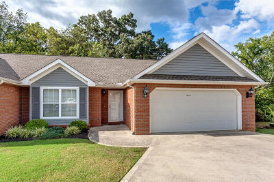 Knoxville Condo/Townhouse For Sale: 8824 Carriage House Way