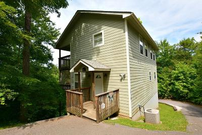 Gatlinburg Single Family Home For Sale: 1716 S Arbon Lane