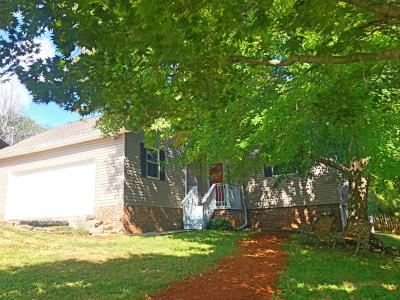 Knoxville Single Family Home For Sale: 834 Pintail Rd