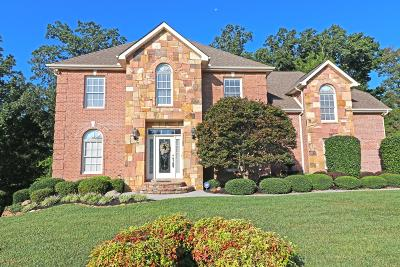 Knoxville Single Family Home For Sale: 2643 Crystal Point Drive