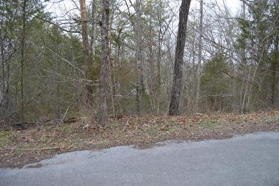 Seymour Residential Lots & Land For Sale: Lot 55 Knob Creek Blvd