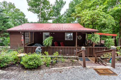 Andersonville, Maynardville, Norris Single Family Home For Sale: 117 Tanasi Lane