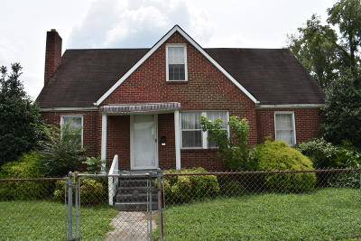 Middlesboro Single Family Home For Sale: 301 Exeter Ave