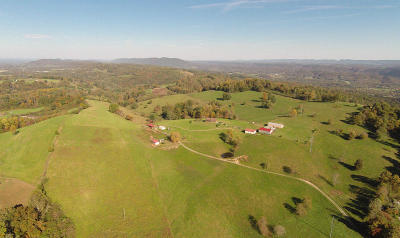 Claiborne County Single Family Home For Sale: 327 Leabow Hollow Rd
