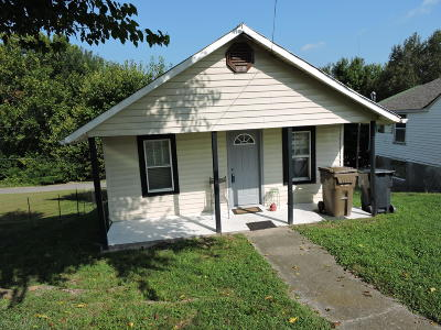 Knoxville Single Family Home For Sale: 817 W Woodland Ave