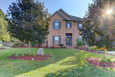 Powell Single Family Home For Sale: 8022 Canter Lane