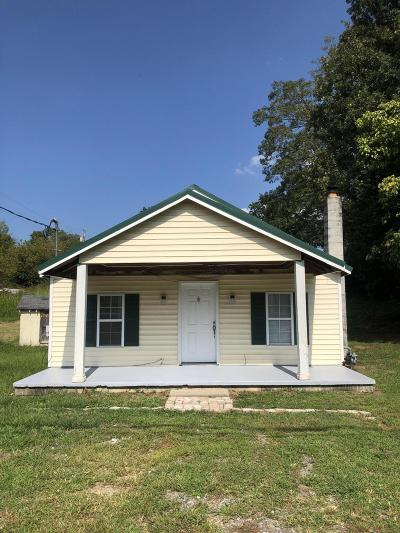 White Pine Single Family Home For Sale: 1006 Highway 25-32