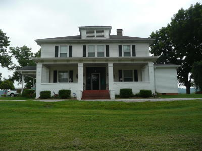 Sweetwater Single Family Home For Sale: 928 Hwy 11