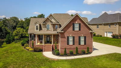 Maryville Single Family Home For Sale: 1302 Woodland Trace