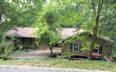 Oliver Springs Single Family Home For Sale: 155 Wheeler Drive