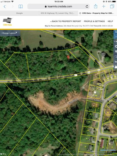 Lenoir City Residential Lots & Land For Sale: 915 W Highway 70