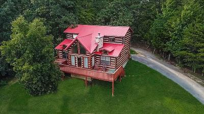 Pigeon Forge Single Family Home For Sale: 2419 Burke Ave