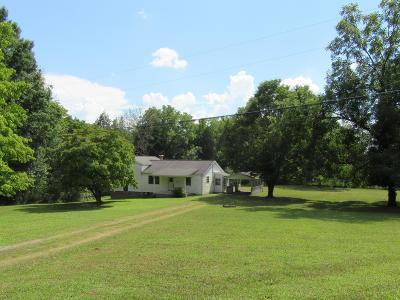 Clinton Single Family Home For Sale: 222 Cross Pike Rd