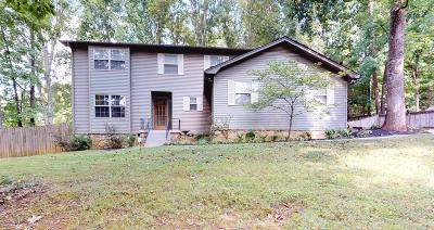Knoxville Single Family Home For Sale: 10818 Sallings Rd