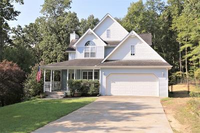 Powell Single Family Home For Sale: 117 Royal View Lane