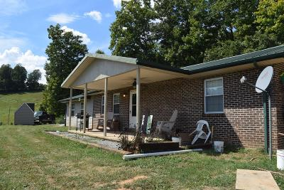 Tazewell Single Family Home For Sale: 800 Raven Hill Rd