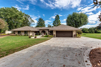 Knox County Single Family Home For Sale: 200 Pebble Beach Point
