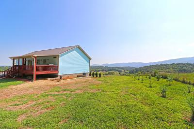 Cocke County Single Family Home For Sale: 1950 Cozy Rd