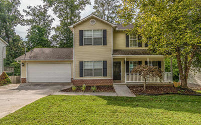 Knoxville Single Family Home For Sale: 1855 Poplar Hill Rd
