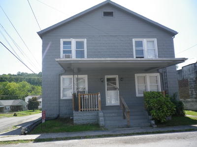 Rocky Top Multi Family Home For Sale: 109 E 6th St