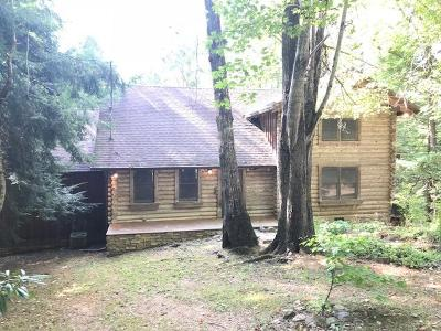 Walland Single Family Home For Sale: 1802 Grouse Top Rd