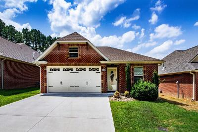 Strawberry Plains Single Family Home For Sale: 9224 Dragonfly Way