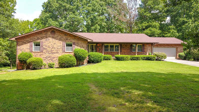 Maryville TN Single Family Home Sold: $299,000