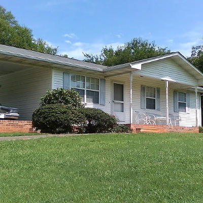 Madisonville Single Family Home For Sale: 917 Acorn Gap Rd