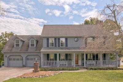 Knoxville Single Family Home For Sale: 916 Kimberlin Heights Rd