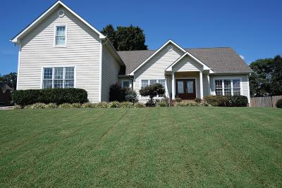 Maryville Single Family Home For Sale: 307 Danielle Court