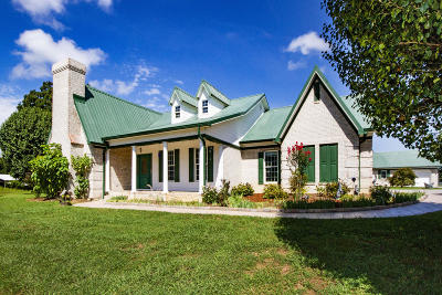 Loudon County Single Family Home For Sale: 1531 Davis Ferry Rd