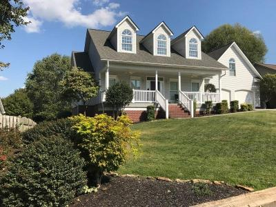 Maryville Single Family Home For Sale: 706 Mize Farm Court