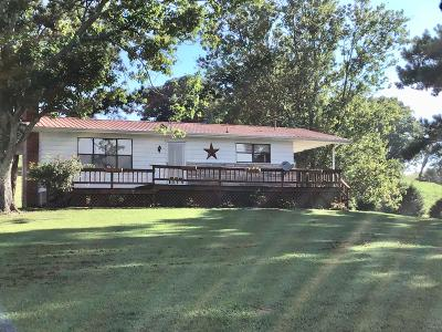 Tazewell Single Family Home For Sale: 536 Briar Rd