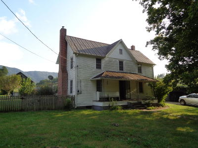 Thorn Hill Single Family Home For Sale: 509 Jackson Hollow Rd
