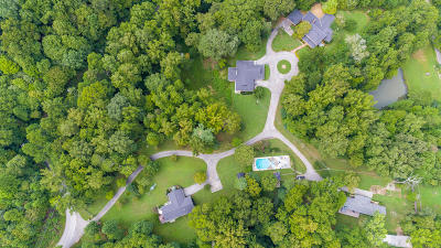Blount County Single Family Home For Sale: 4114 Fox Hills Drive