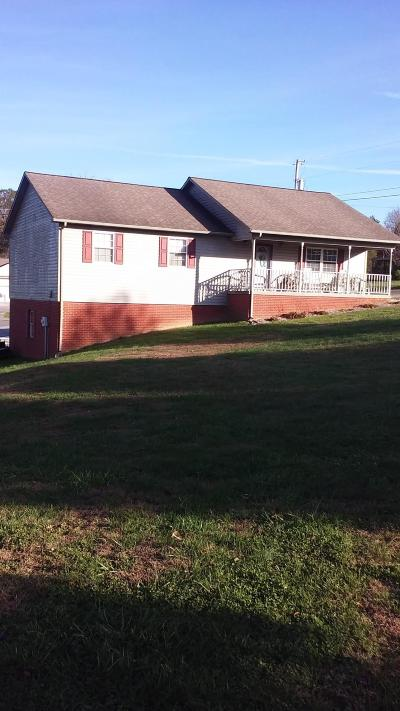 Claiborne County Single Family Home For Sale: 127 Courtney Circle