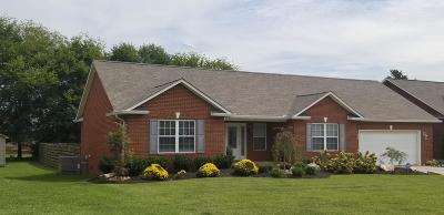 Maryville Single Family Home For Sale: 140 Heritage Crossing Drive