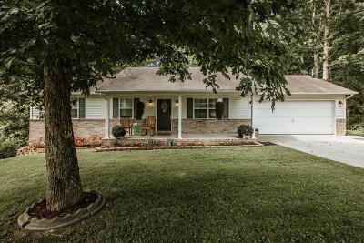 Powell Single Family Home For Sale: 135 Skyline Lane