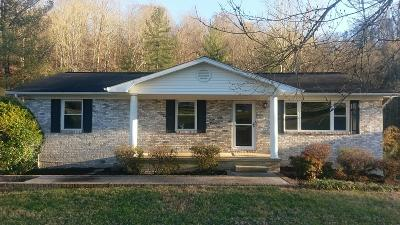 Maynardville Single Family Home For Sale: 215 Brooks Rd