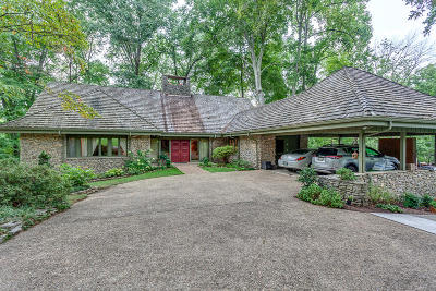 Knoxville Single Family Home For Sale: 6811 Shady Lane