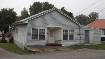 Middlesboro Single Family Home For Sale: 524 Avondale Ave