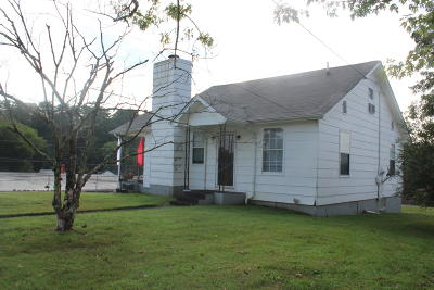 Rocky Top Single Family Home For Sale: 113 Hill St