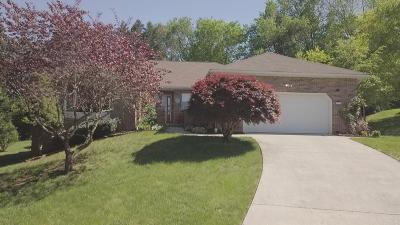 Maryville Single Family Home For Sale: 724 Mize Farm Ct