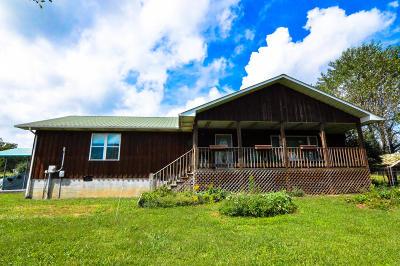 Jamestown Single Family Home For Sale: 2256 Roslin Rd